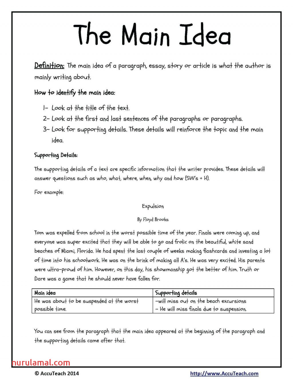 K5 Math Worksheets