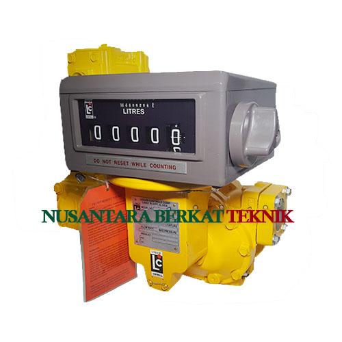 Flowmeter Liquid Control (LC) Model M10-C-1 Size 2 Inch