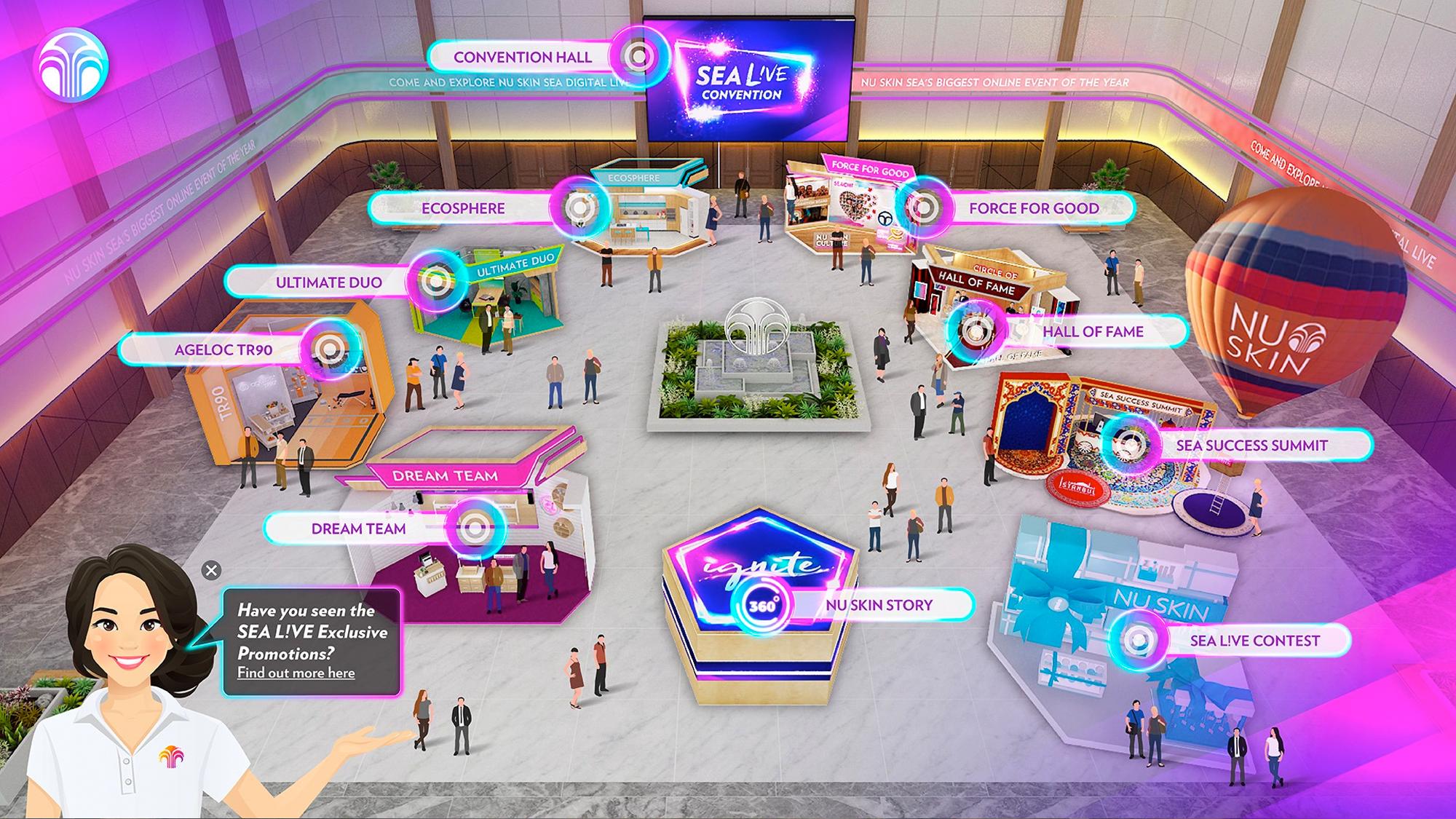 Virtual EXPO