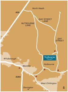 Nutbourne vineyards Directions