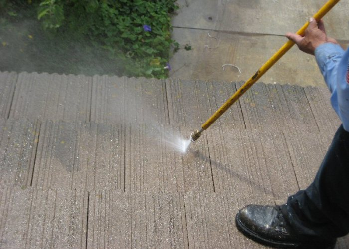 Chino Hills Makeover - Cleaning
