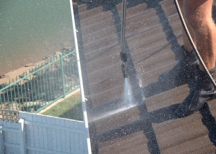 Brisbane Roof Coating - Cleaning