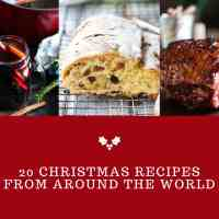 20 Christmas recipes from around the world