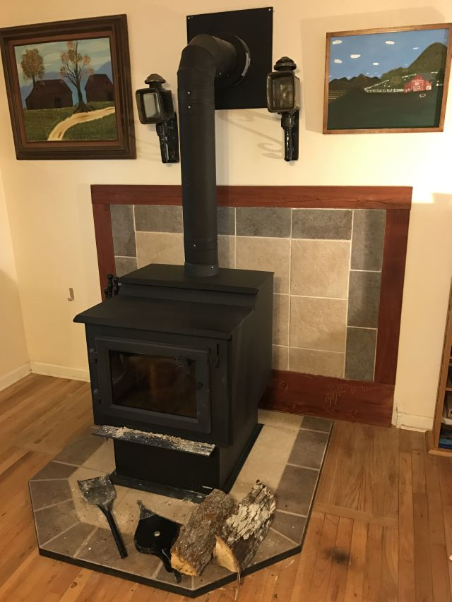 my wood stove