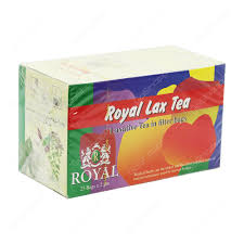 Best Laxative Tea for Constipation - Herbal Tea Royal Herbs