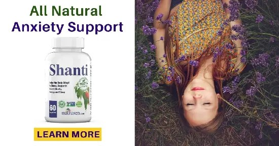 Shanti Supplements Help Manage Anxiety