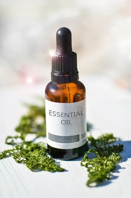 Essential Oils can help mange anxiety