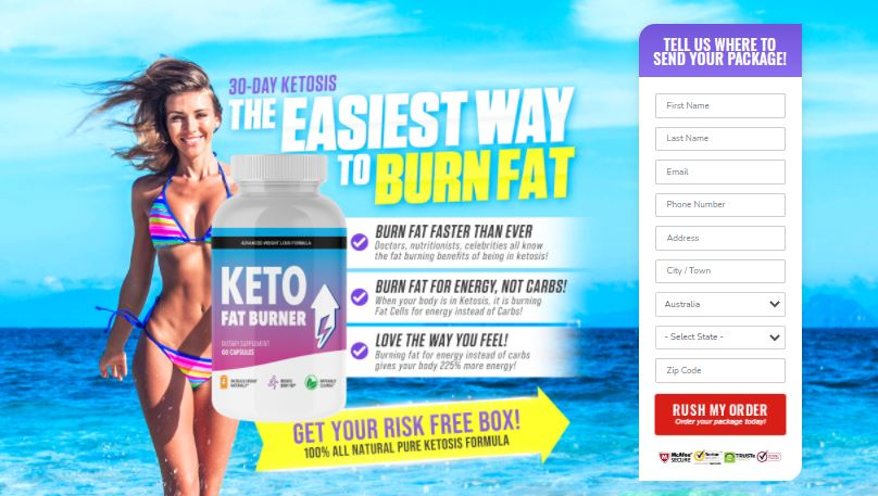 Keto fat burnere new zealand