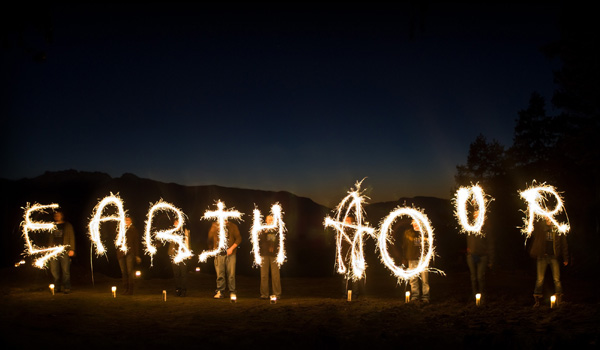 Switch off for Earth Hour