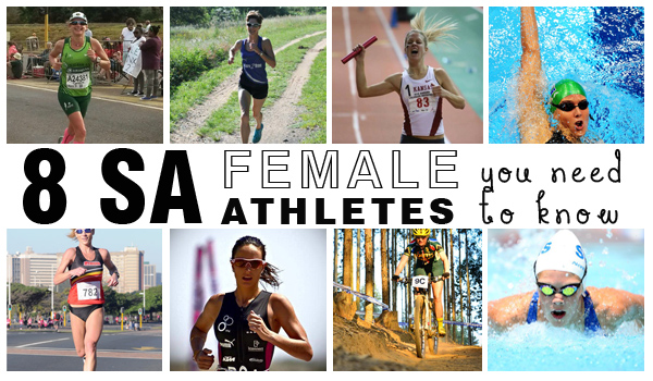 South African Female Athletes