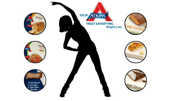 5 Things to Know About the Atkins Diet [PLUS WIN R500 OF ATKINS FOOD PRODUCTS]