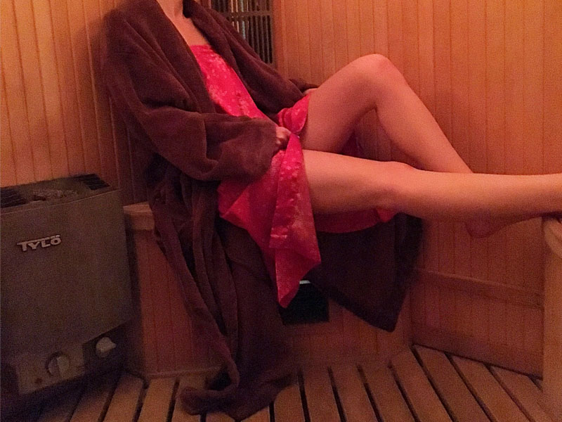 Is an Infrared Sauna Worth the Hype? We tried it out