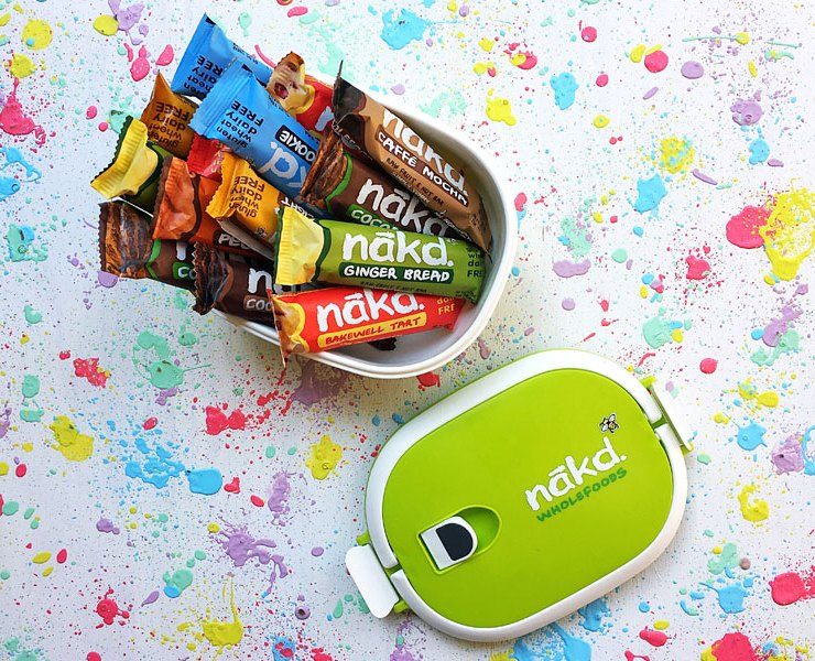 Win a Nakd Bars Hamper from Nature's Delicacies