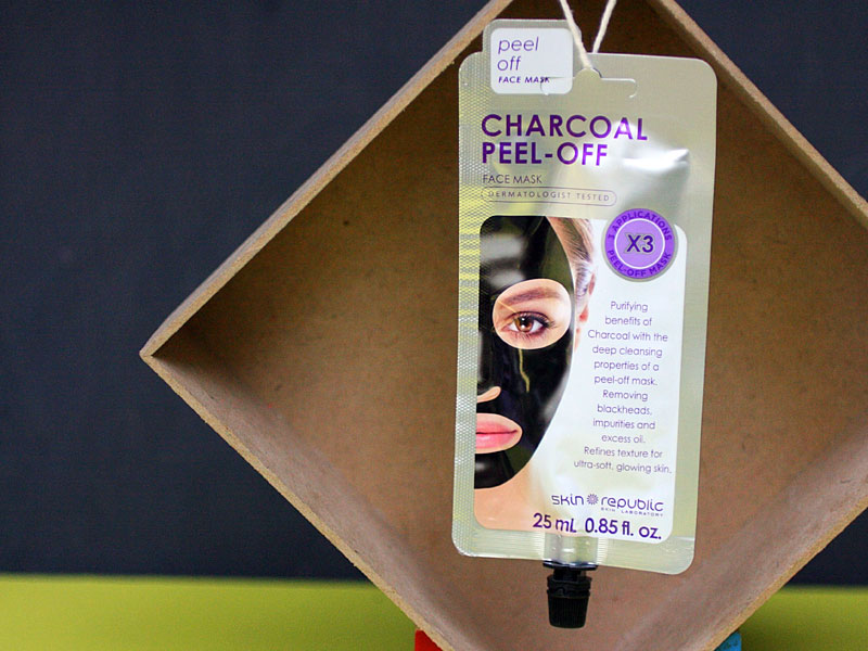 The Ultimate Guide to Activated Charcoal - Skin Republic Charcoal Peel Off Mask