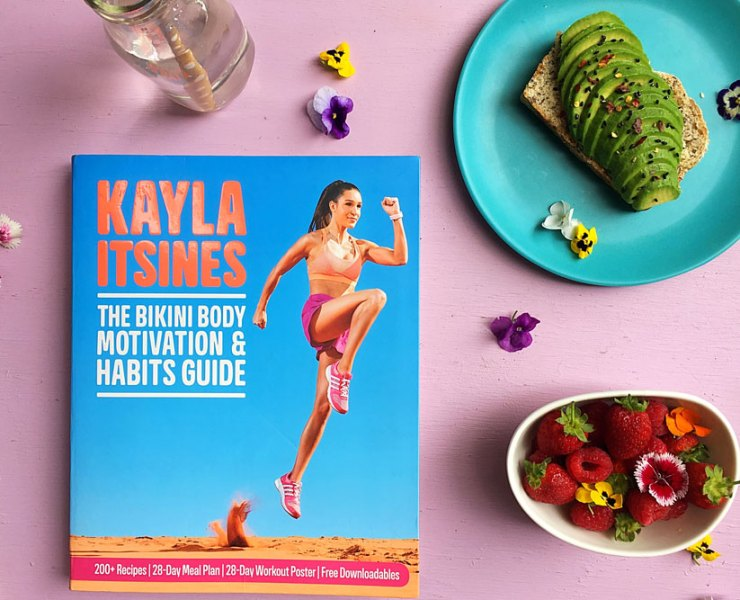 Kayla Itsines Latest Book is a Textbook on Healthy Living