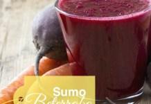 Dicas saudáveis-Sumo beterraba