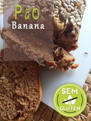 pão banana