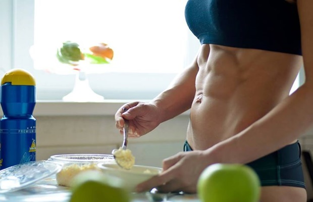 treinar antes ou depois de comer