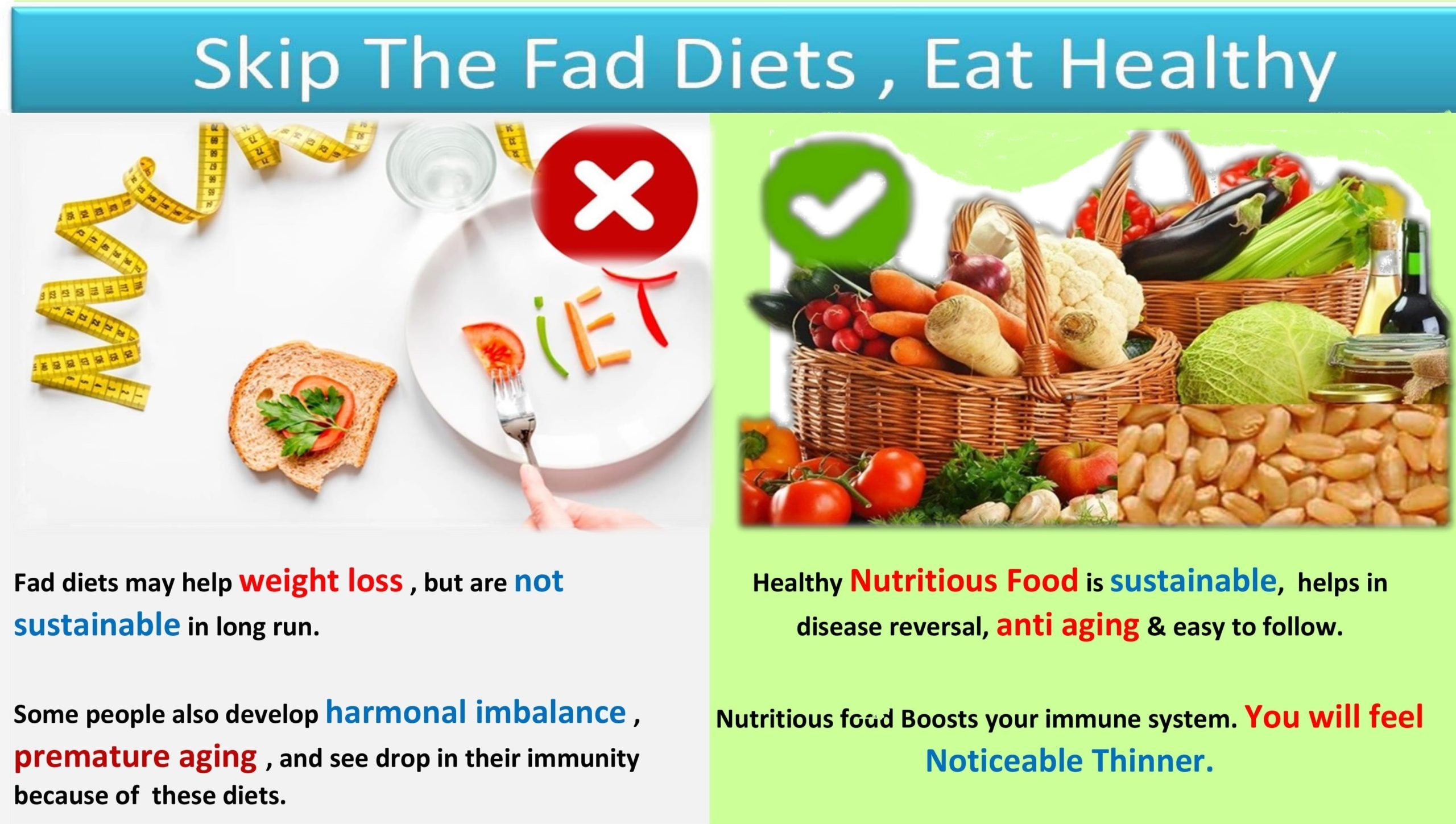 fad diets to drop weight fast