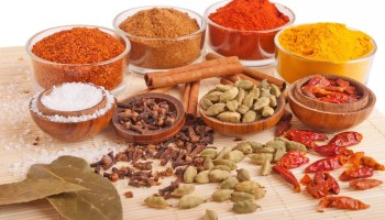 Health Benefits of Herbs and Spices -- The 10 Most Popular