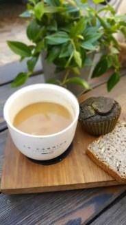 La Fabrica specialty coffee shop in Girona