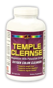 temple cleanse 180 capsules