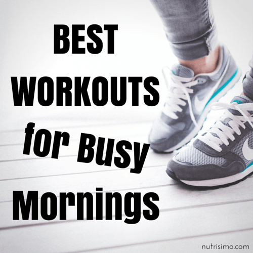 Best Workouts for Busy Mornings