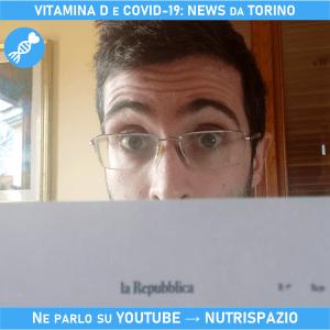 Oggi passiamo in rassegna una fonte proveniente da Torino, riguardante i ruoli della Vitamina D nella prevenzione del Coronavirus.