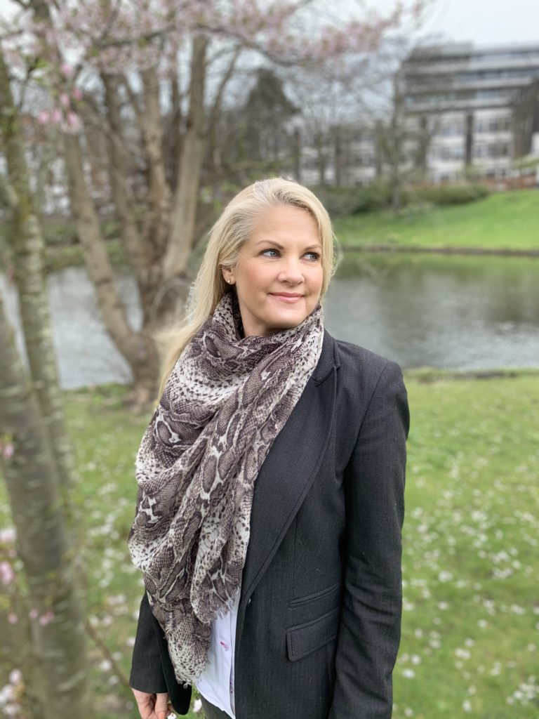 Suzanne van Dijk, Orthomoleculair Therapeut