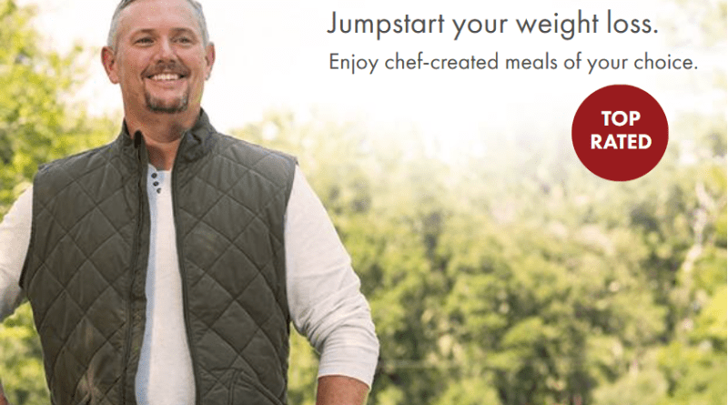 nutrisystem for men review