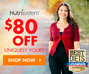 how many meals per day do i get with nutrisystem