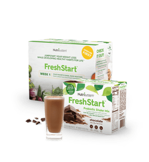 what is Nutrisystem fresh start