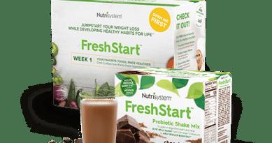 what is Nutrisystem fresh start