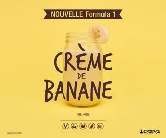 Formula1 Crème de banane