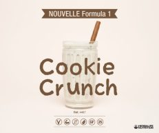 Nouvelle Formula 1 Cookie Crunch