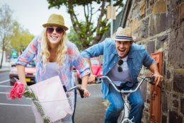 Faire du vélo pour perdre du poids !