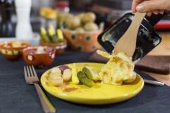 Comment manger une raclette de la manière la plus saine possible ?