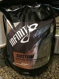 infinit custom blend