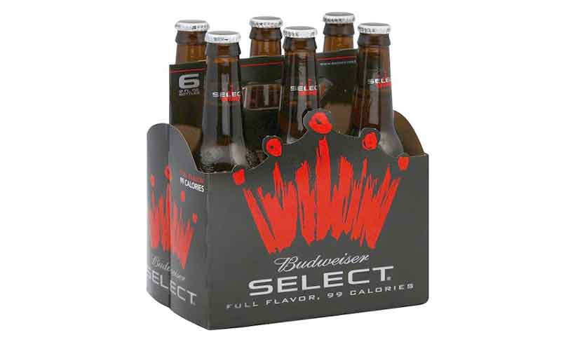 Carbs Bud Light Beer