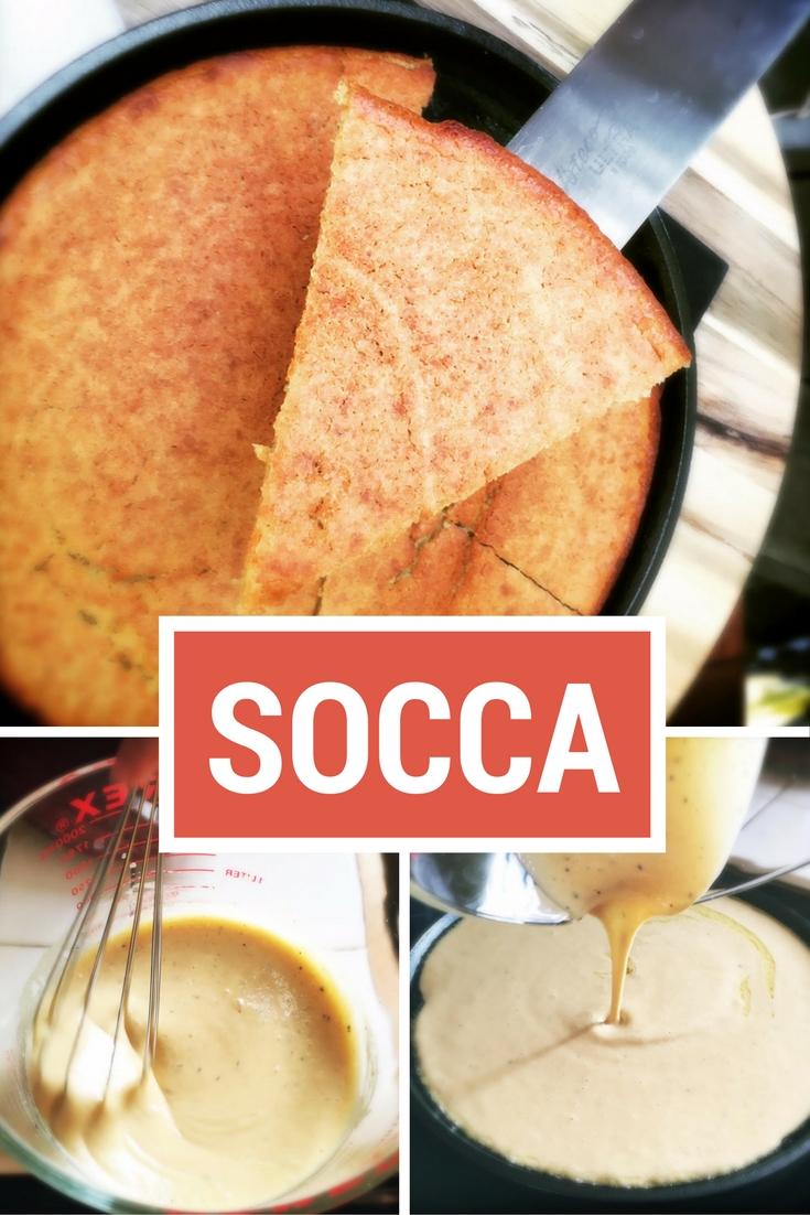 Socca Recipe