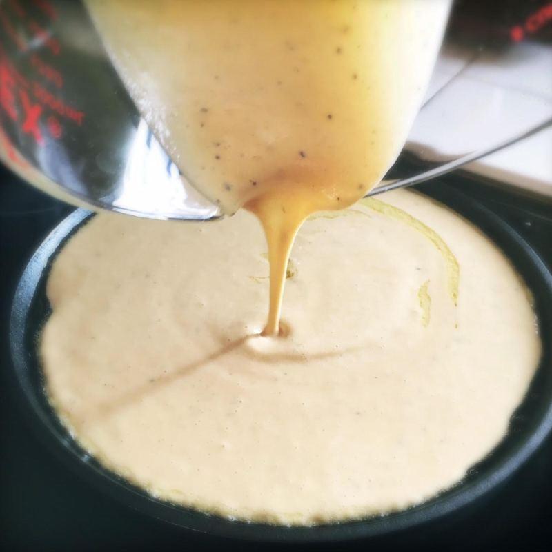 Recipe Socca