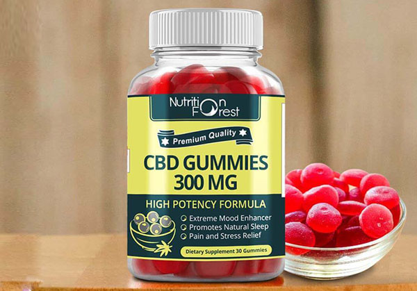 You are currently viewing CBD Gummies for Anxiety