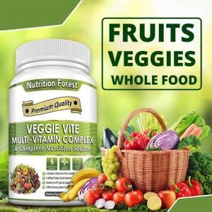 Veggie Vite Multi Vitamin Complex