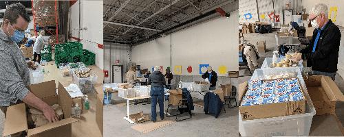 volunteer pop up winter