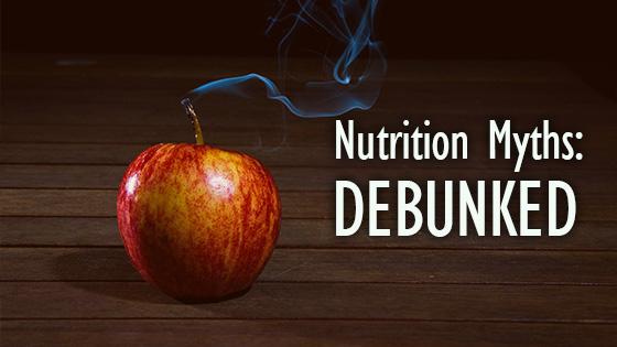 Resultado de imagem para images of nutrition myths
