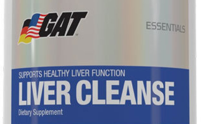 Gat Liver Cleanse 60 Capsules