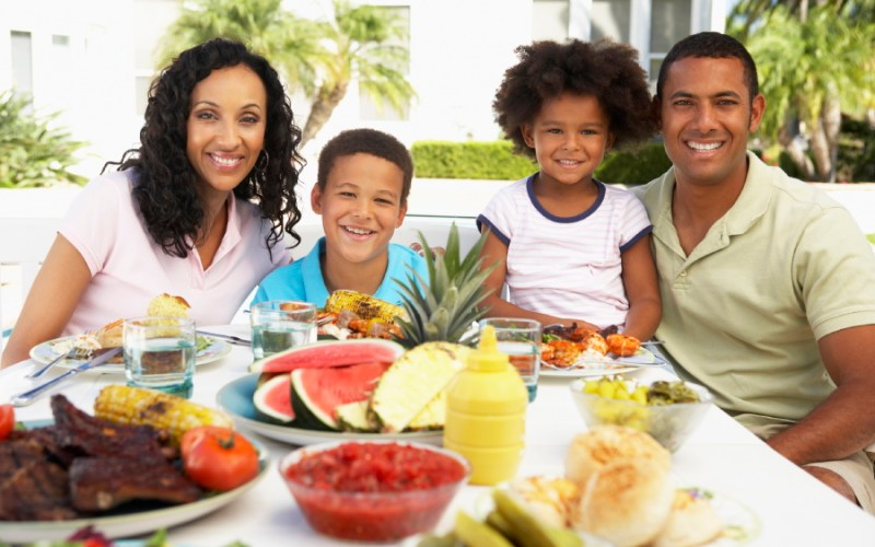 Tips To Promote A Healthy Weight In Your Kids Nutritio