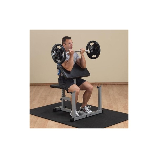 Powerline Banc Biceps Home Preacher Curl De Body-solid