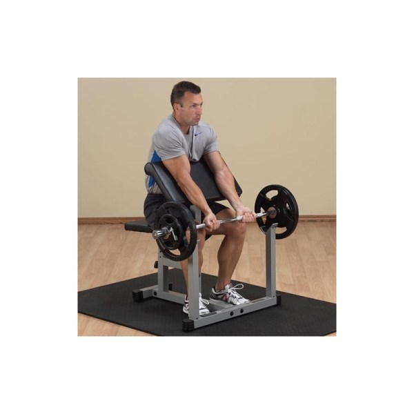 Powerline Banc Biceps Home Preacher Curl De Body-solid Pas Cher - Nutriwellnes