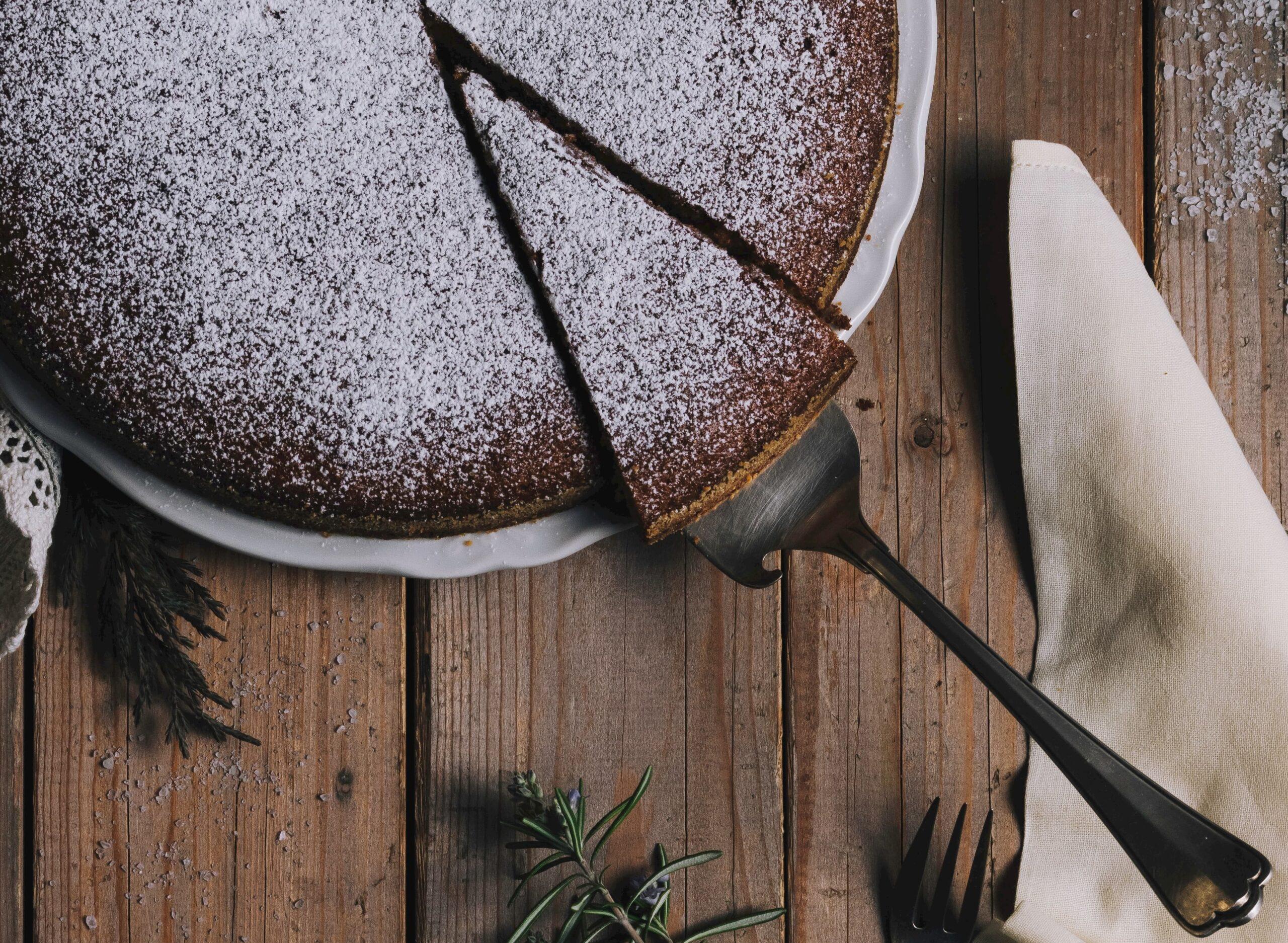 κέικ με κακάο